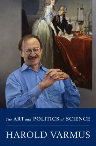 The Art and Politics of Science cover