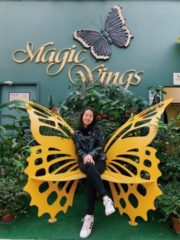 Kelly Blog Intro Photo Magic Wings