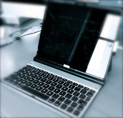 Prof Trapani's iPad