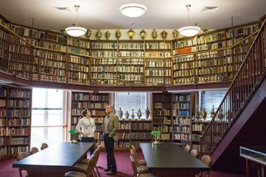 Russian Center Librar