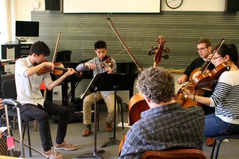 Music Department at Amherst College