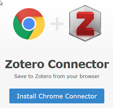 Download Zotero Connector