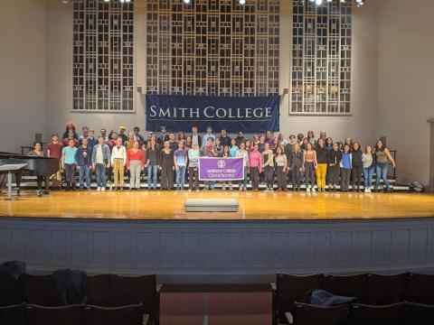 Choral Society Group Photo