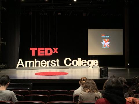 I got to go a TedX Talk on campus!