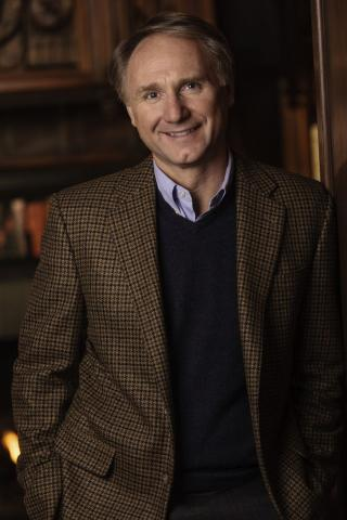 Dan Brown Author Photo