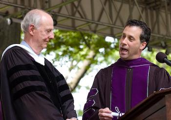 Richard D. Fink, George H. Corey Professor of Chemistry