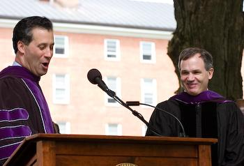 Patrick J. Fitzgerald '82, Doctor of Laws