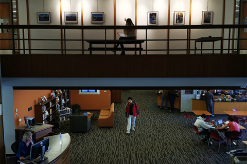 Frost Library Image