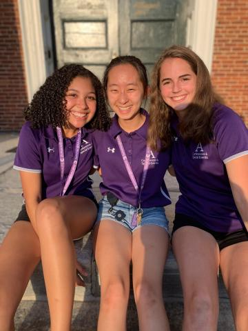 Summer Programs Assistants 2019