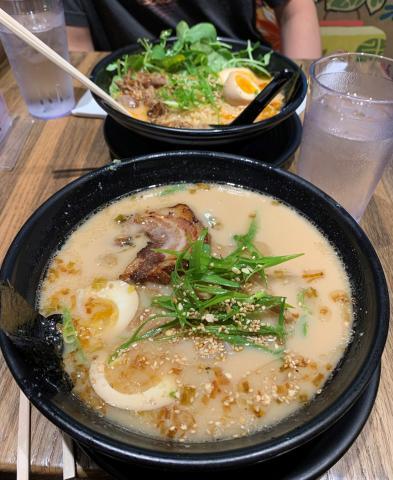 Classic Tokyo Ramen at Iya