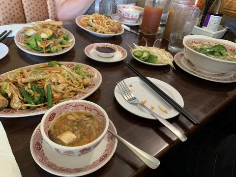 Lunch Special at Miss Saigon