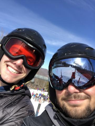 Ski lift!