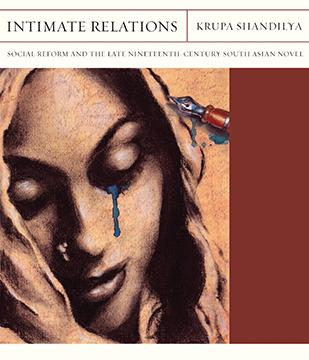 "Book cover for ""Intimate Relations by Krupa Shandilya"
