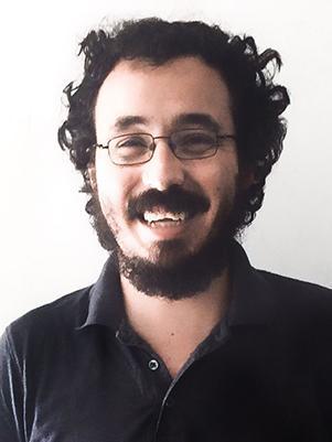 A photo of Ivan Palacios