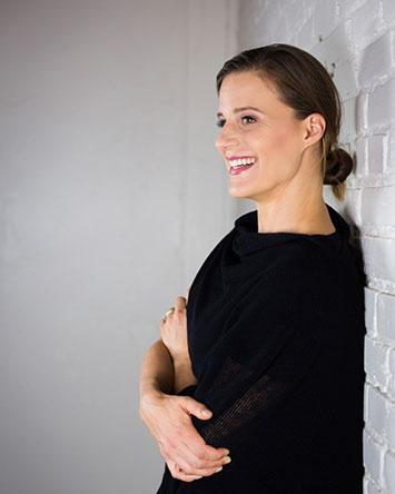 Author Lauren Groff