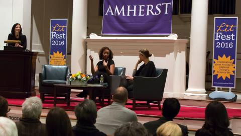 LitFest conversation with Lauren Groff, Angela Flournoy and Deb Treisman