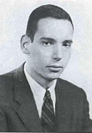 Marc Taylor in 1958
