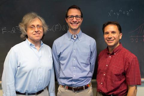 Greg, Harris, and Rob