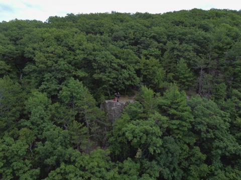 Hiking Mount Tom