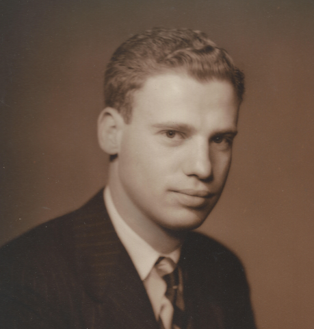 Nathaniel Potter in 1948