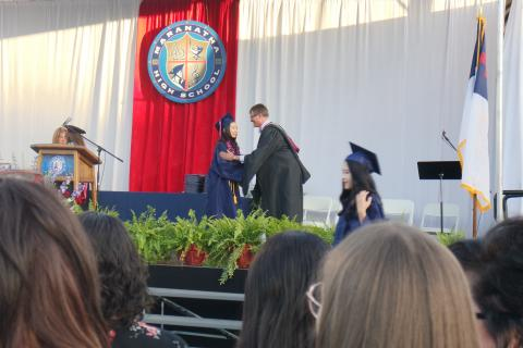 Kelly's High School Graduation