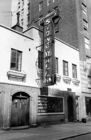 Stonewall Inn in 1969