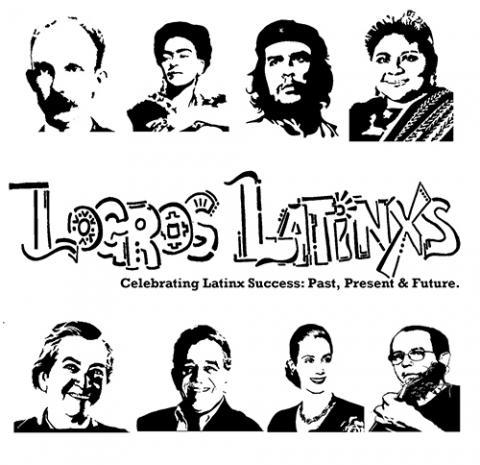 Logros Latinx logo