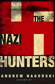 The Nazi Hunters cover