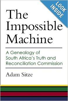The Impossible Machine Book Cover.