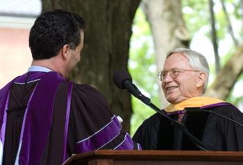 J. Peter Toennies '52, Doctor of Science