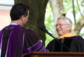 J. Peter Toennies '52, Doctor of Science