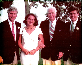 Tom Shepard '40 and family.png