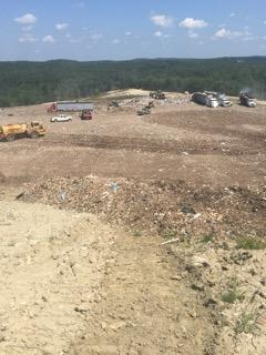 Open Landfill