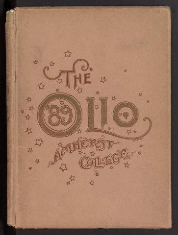 Amherst College Olio 1889