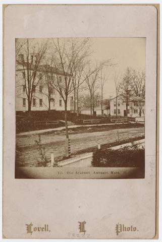 Photograph of Amherst Academy