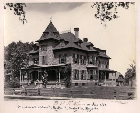 Beta Theta Pi house (1888)
