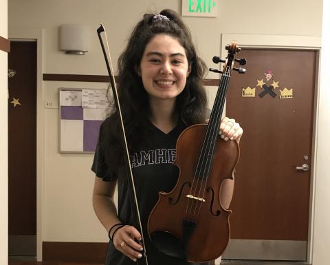 Me and my viola!
