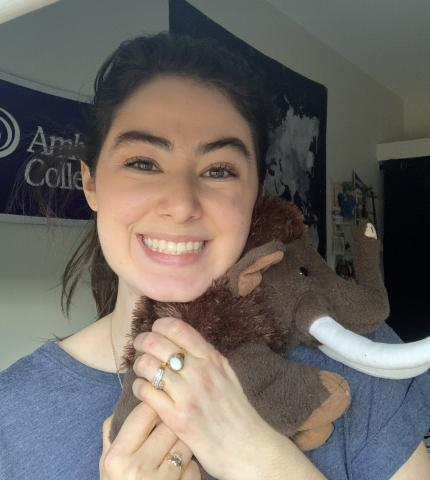 Me and my mammoth!