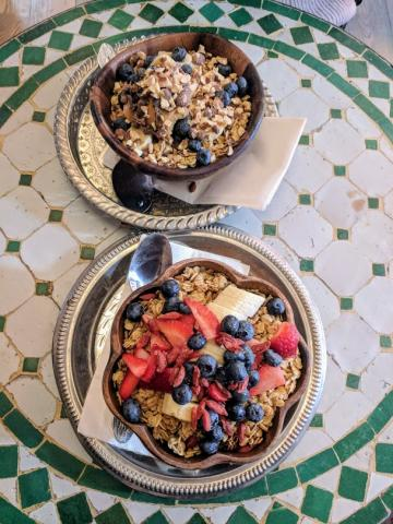 10/10 beautiful, godsend acai bowls