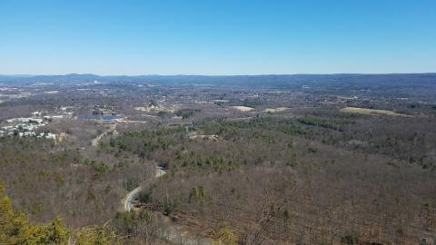 View from Bare Mountain