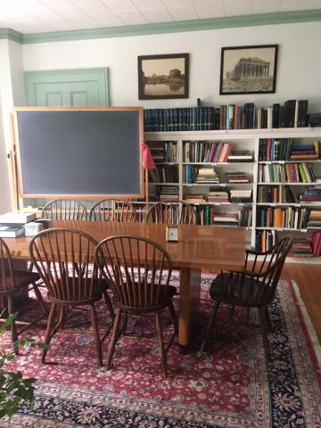 Grosvenor seminar room