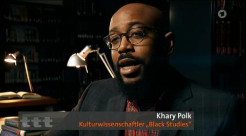 Still of Khary Polk from TTT German Television show