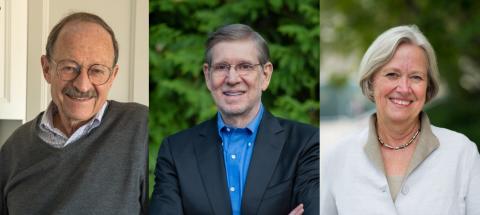 Varmus, Kessler, and Tilghman