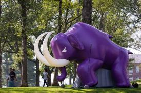 The Amherst College Mammoth