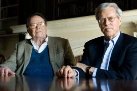 Richard Wilbur and David Sofield
