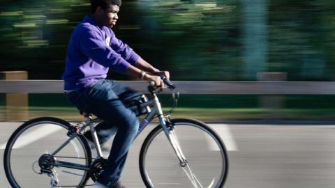 Bike Share Program at Amherst College