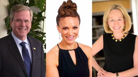 Jeb Bush, Melissa Harris Perry, Doris Kearns Goodwin