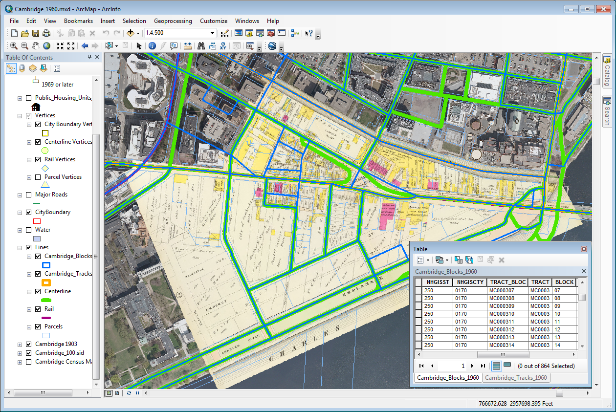 Tools for Teaching and Learning | Mapping & GIS | Amherst ... on
