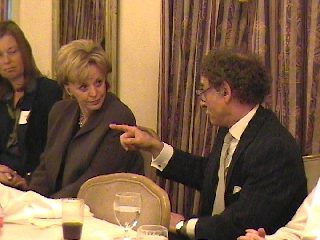 Lynne Cheney and Hadley Arkes