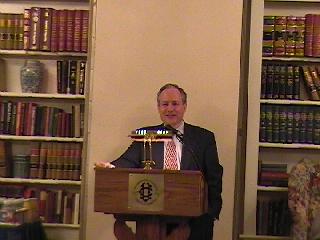 Kristol podium